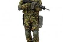 M30515 1/35 陸上自衛隊 普通科隊員 近接戦闘訓練A ¥2,000(税抜価格)