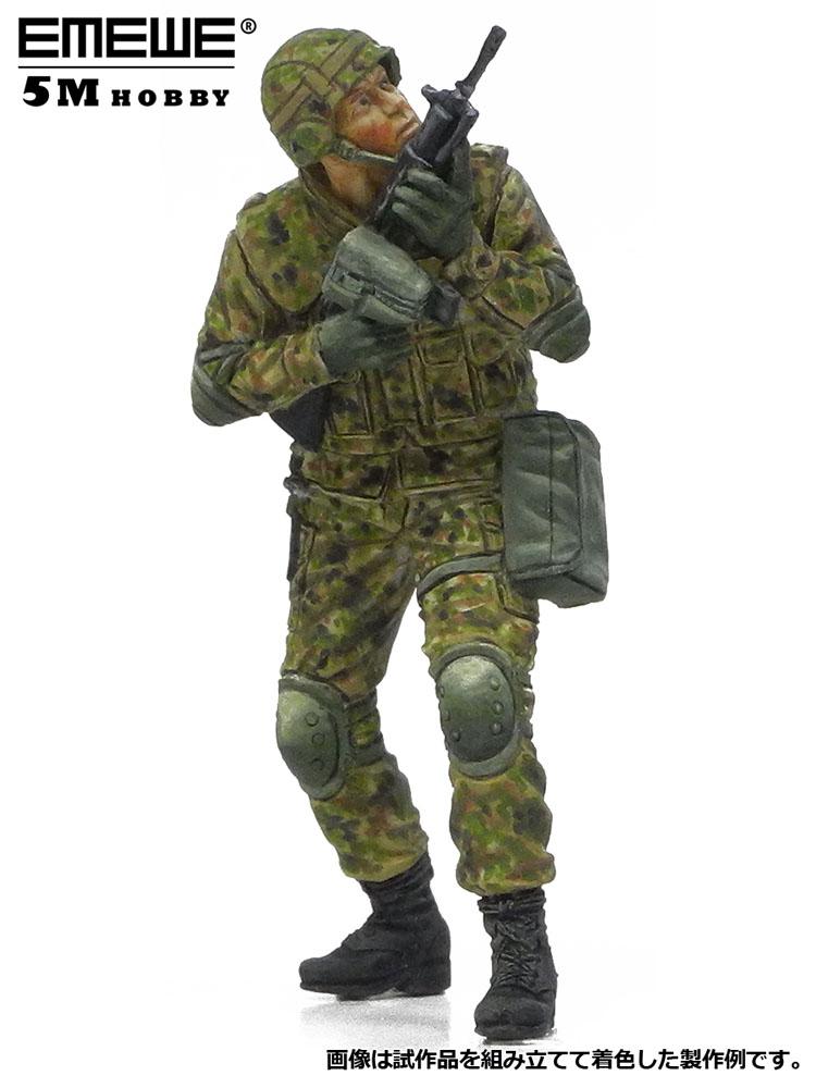 M30517 1/35 陸上自衛隊 普通科隊員 近接戦闘訓練C ¥2,000(税抜価格)