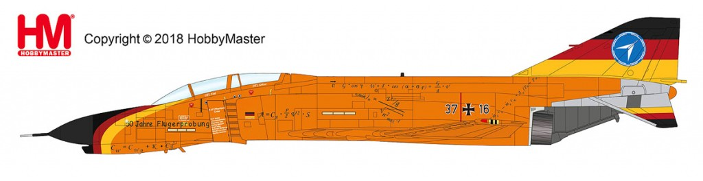 "HA19003 1/72 F-4F ファントムII ""WTD-61創設50周年記念塗装"" ¥11,800(税抜価格)"
