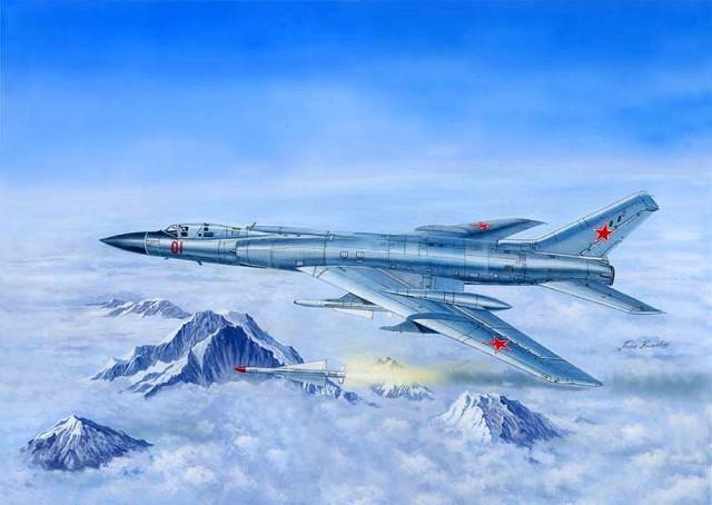 01687 1/72 ソビエト軍 Tu-128M フィドラー ¥9,800(税抜価格)