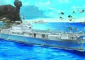 03711 USS York Town CV5