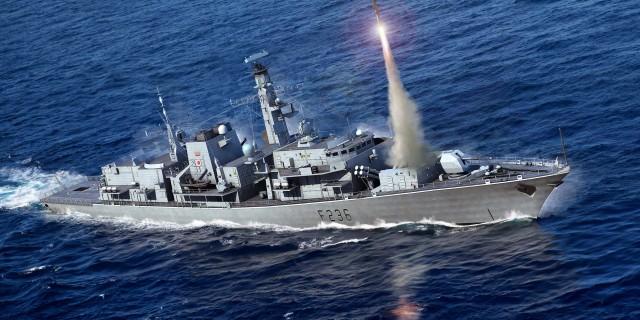 06720 HMS Montrose