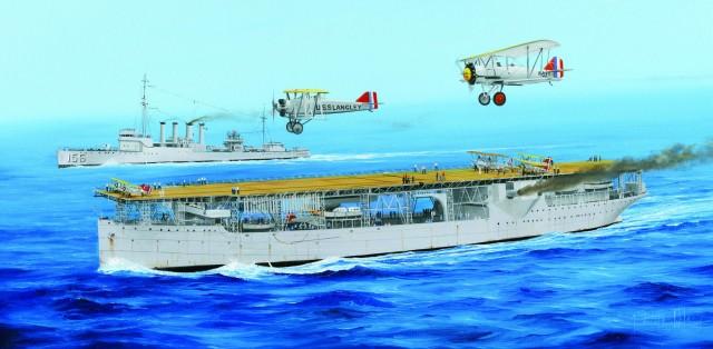 05631 USS Langley CV-1 1928