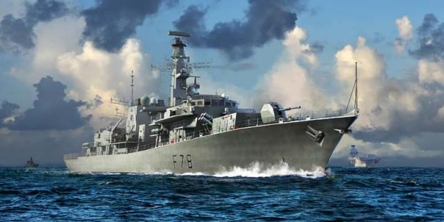 06719 HMS Kent