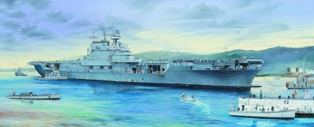 03712 USS Enterprise CV6